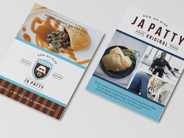 JA PATTY Brand Mark