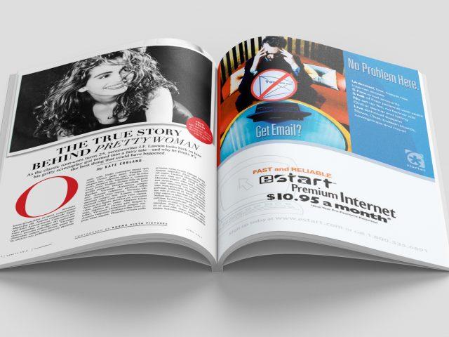 Startec eStart Internet Ad