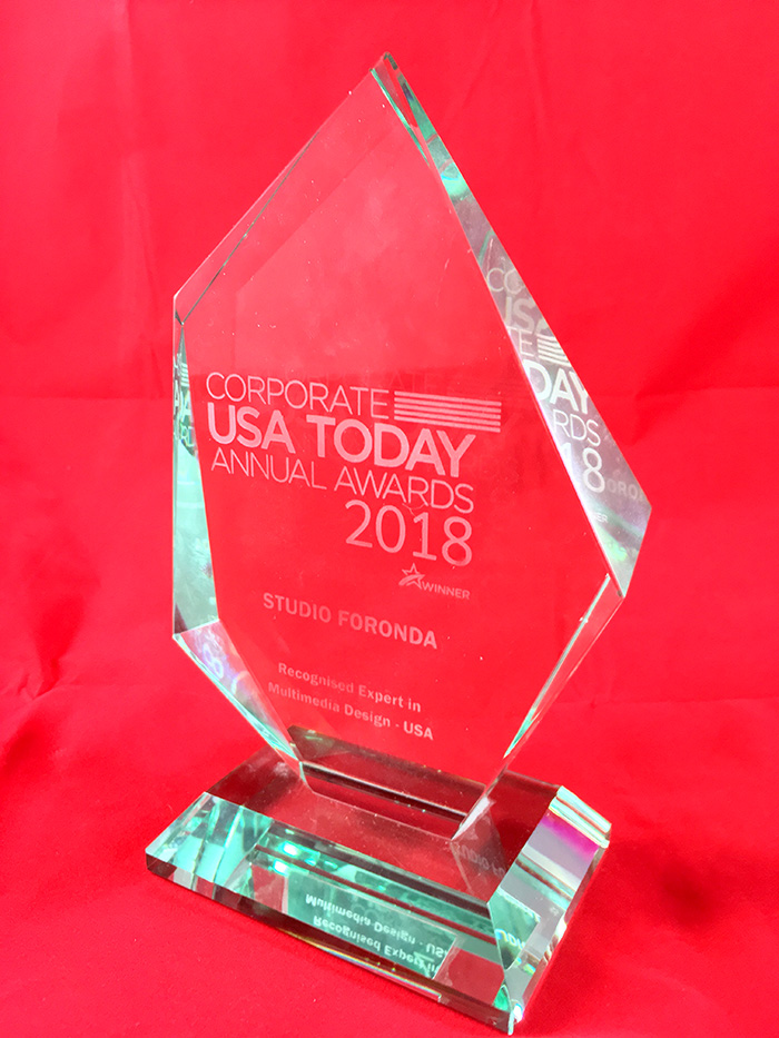 corporate usa today award 2018