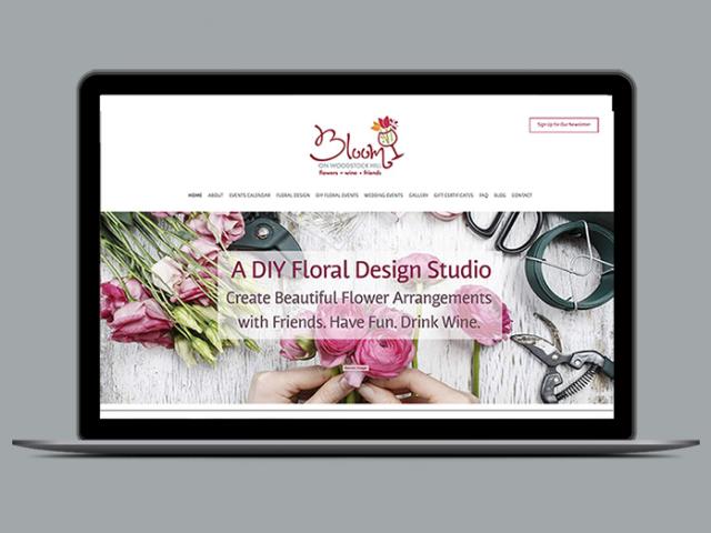 Bloom Website Design